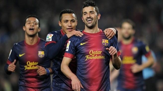 barcelona - cordoba 5-0