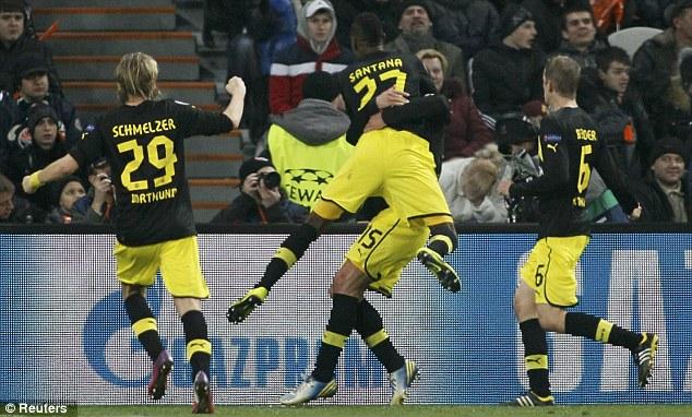 Borussia Dortmund - Shakhtar Donetsk