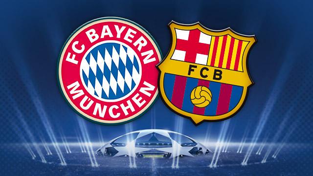 bayern munchen vs barcelona