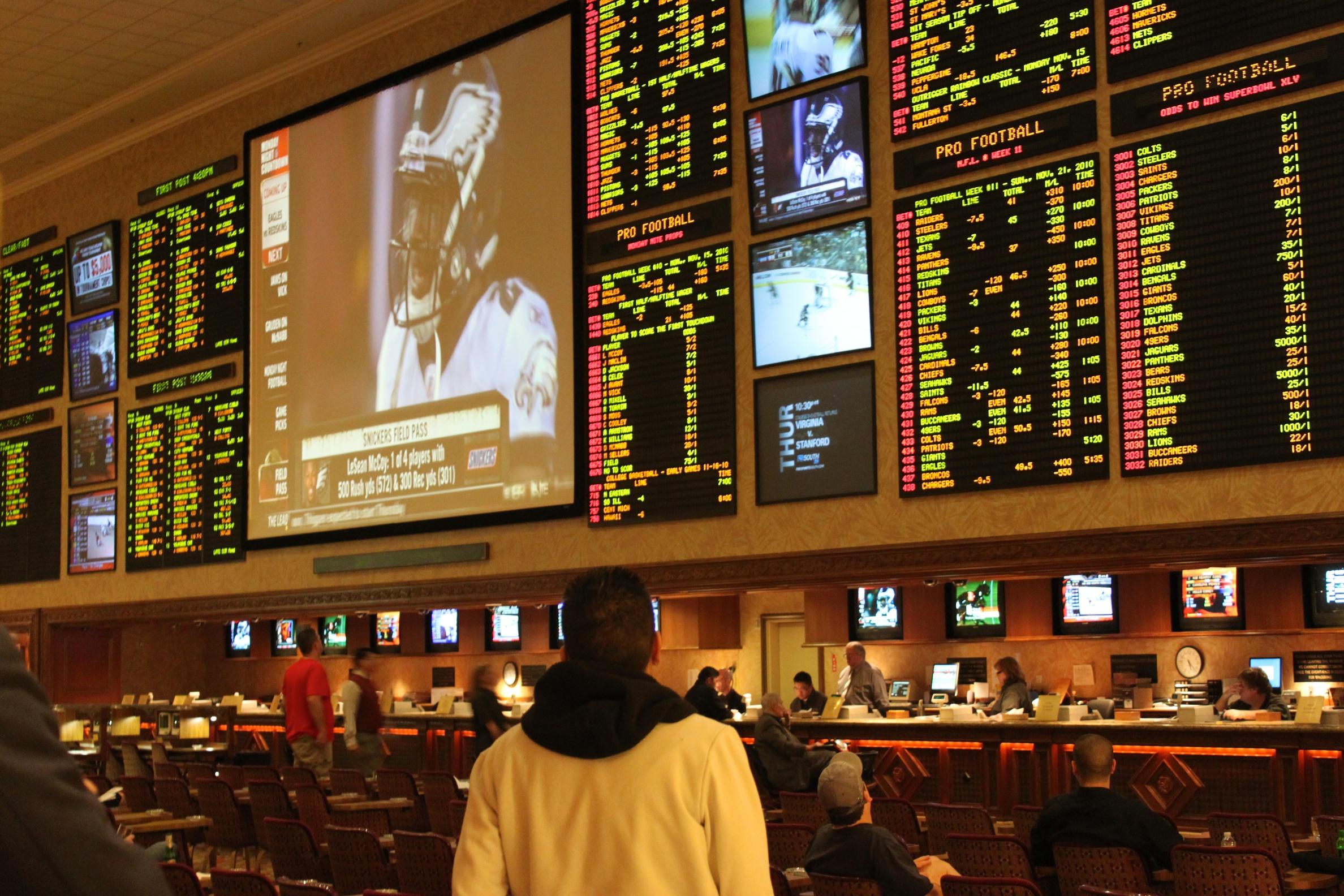 Best sports better sports betting nj taxes