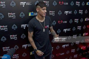 neymar, pokerstars promotion