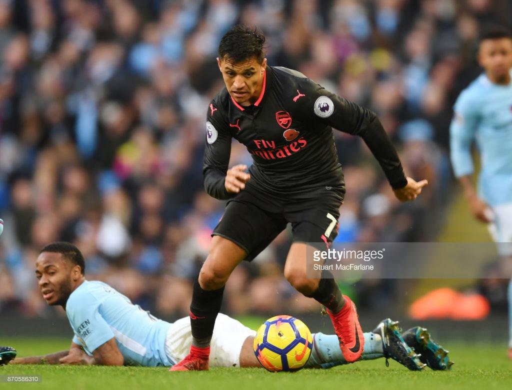Alexis Sanchez , Arsenal