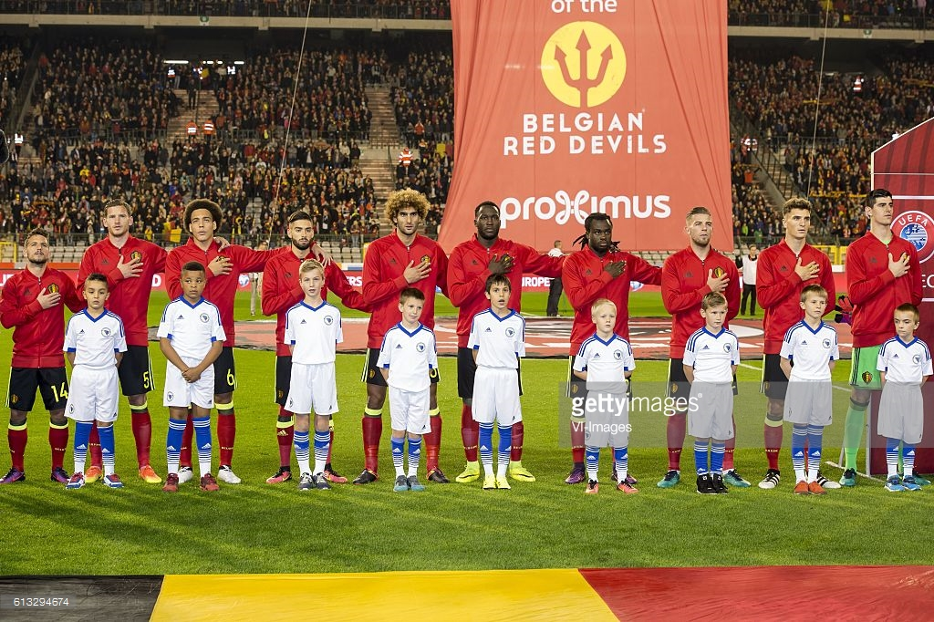 Belgium football national team