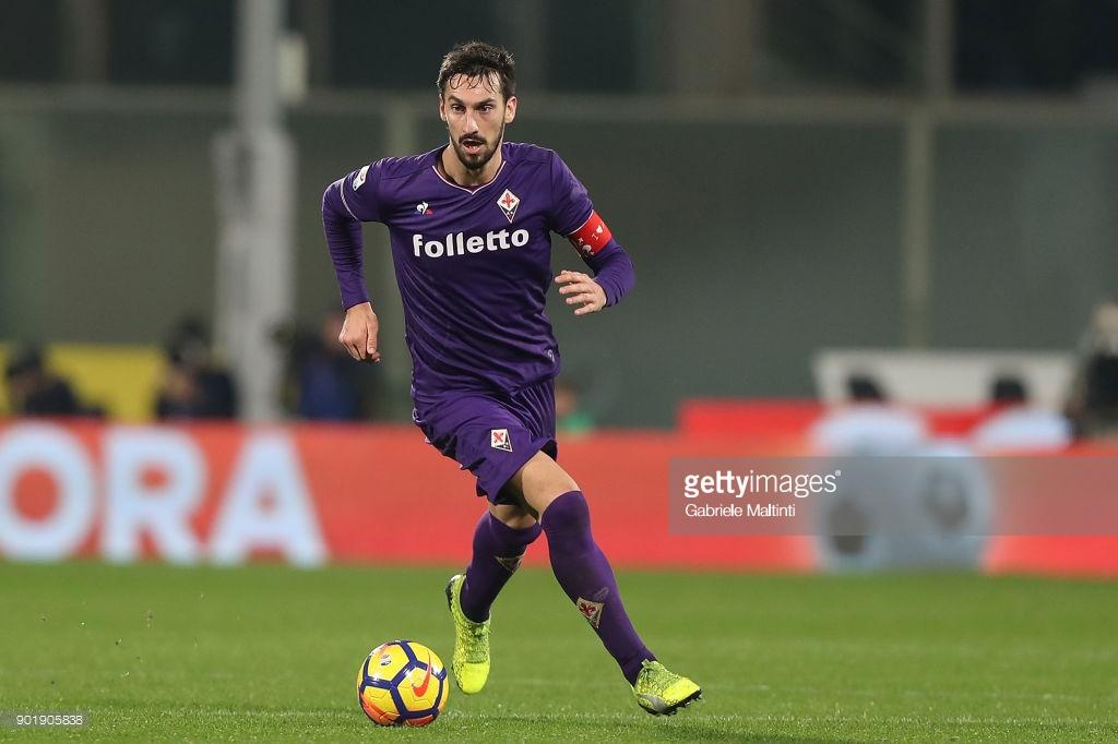 Davide Astori, ACF Fiorentina