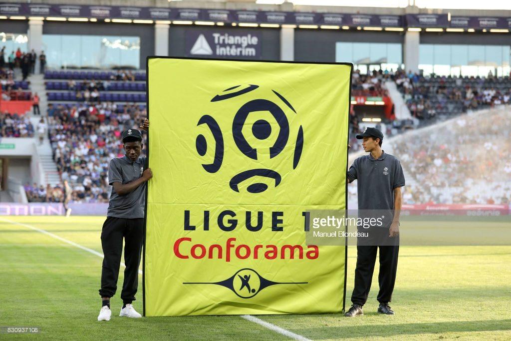 Logo Ligue 1 Conforama