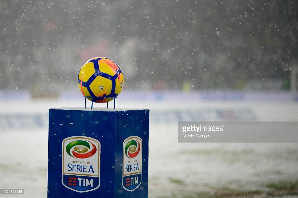 Serie A official ball
