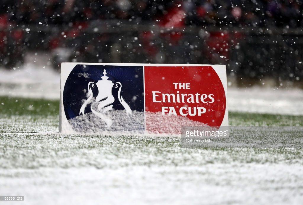 The FA Cup logo