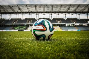 the football ball