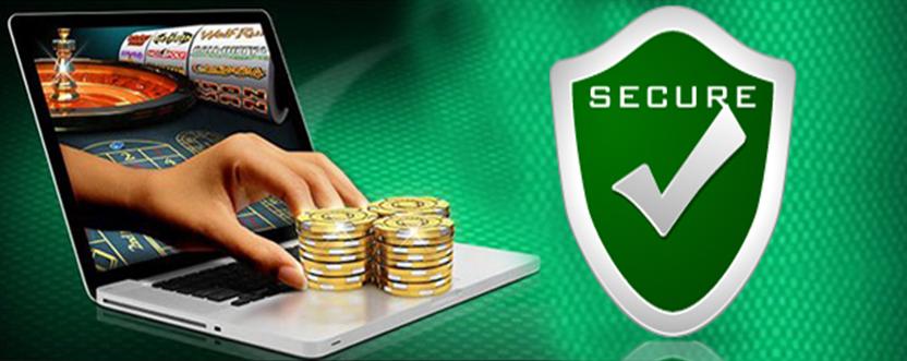 secure money, online gambling