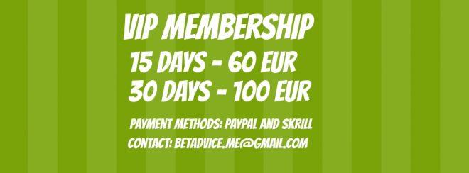 bet advice membership