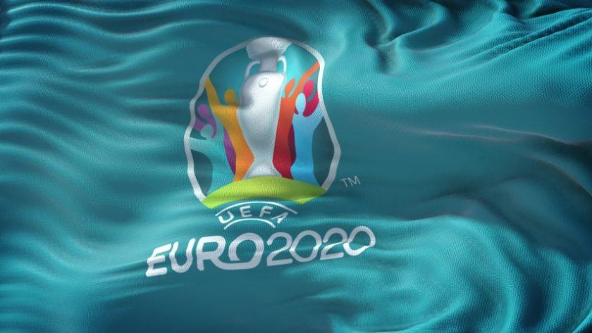euro 2020 logo flag