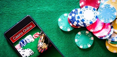 casino online and chips